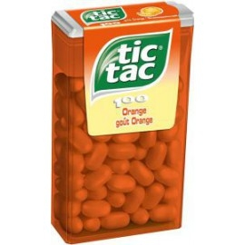 FERRERO TIC TAC ORANGE GR 18