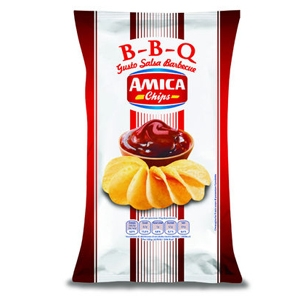 AMICA CHIPS PATATINE GUSTO BARBECUE GR50