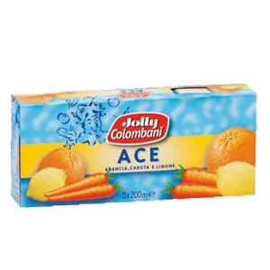 JOLLY COLOMBANI SUCCO ACE ML 200 X 3