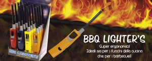 DEALO ACCENDINI BBQ LIGHTER MOD. 88