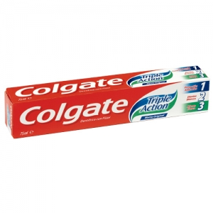 COLGATE DENTIFRICIO TRIPLE ACTION ML 75