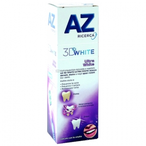 AZ DENTIFRICIO ULTRA WHITE 3D ML 75