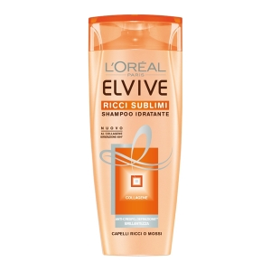 ELVIVE SHAMPOO RICCI SUBLIMI ML 250