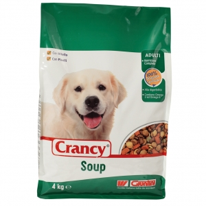 CRANCY SOUP ZUPPA X CANI KG 4