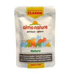 ALMO NATURE GATTO CLAS TON/ACCIUGHE GR55