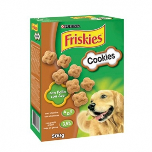 FRISKIES COOKIES BISCOTTO CANE GR 500